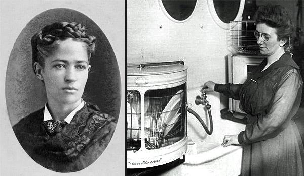 História- umývačiek -riadu
