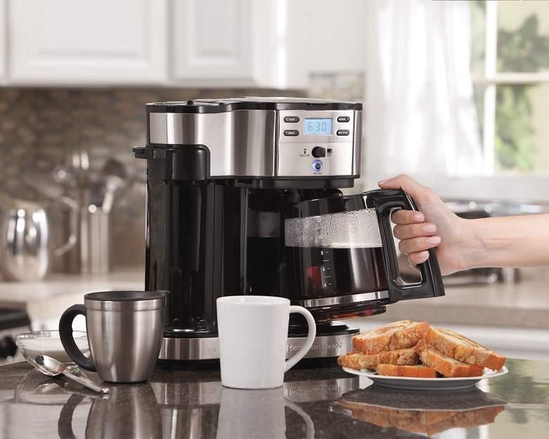 Kávovar- kuchyňa