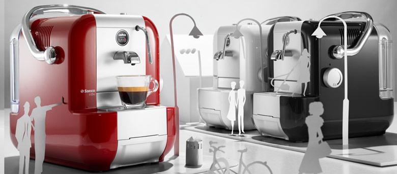 Kávovary-design