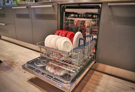 Umývačka riadu s iadom