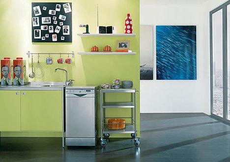 Umývačka-v -kuchyni