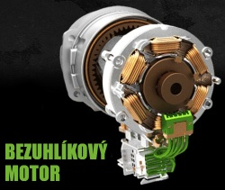 Bezuhlíkový-motor