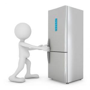 Chladnička - užívateľ