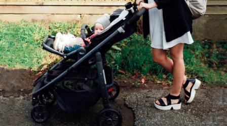 Dieťa v-kočíku