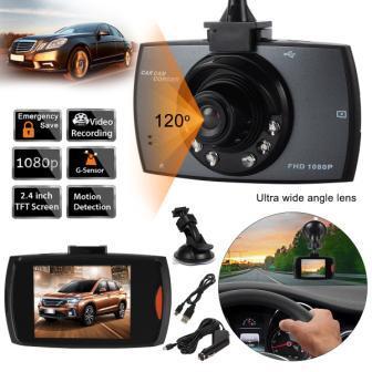 Autokamera - detaily