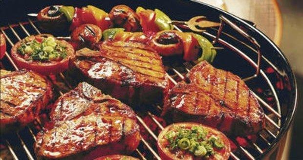Grilované-mäso