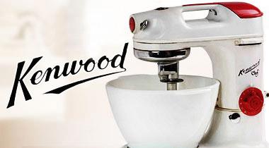 Kenwood- robot
