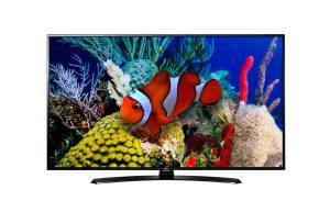 LCD-televízor