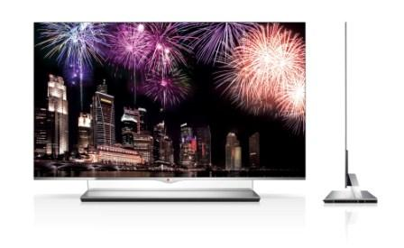 OLED-televízia