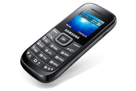 Tlačidlový-telefón
