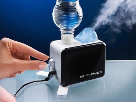 Zvlhčovanie vzduchu