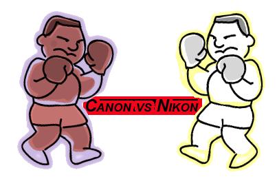 CanonVsNikon