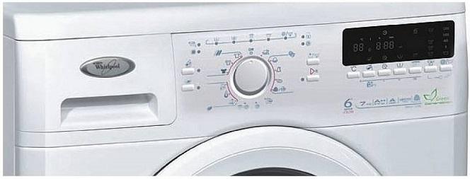 Ovládanie-práčky