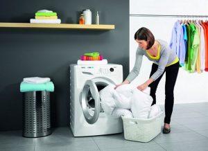 Práčka-a-bielizeň