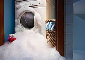 Pranie- v práčke/porucha