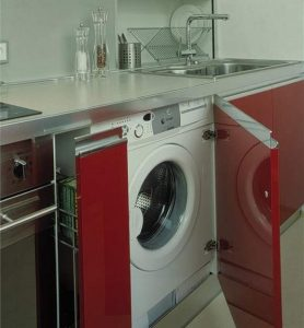 Vstavaná-práčka
