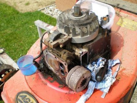 Motor-kosačky-oprava