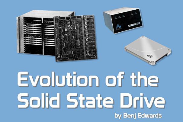 SSD- disk- vývoj