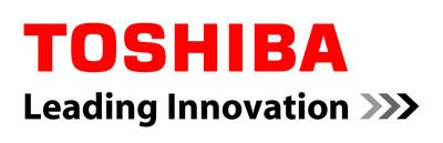 Toshiba America Electronic Components Toshiba Corporation Logo
