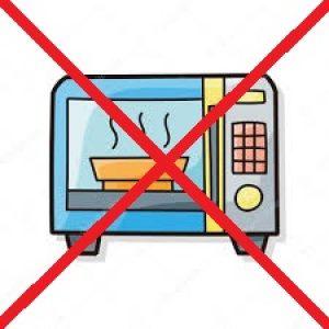 mikrovlnná-rúra- zákaz