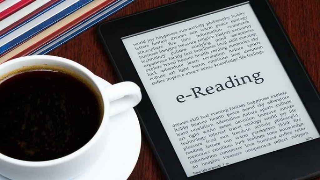 Čítačka e-kníh