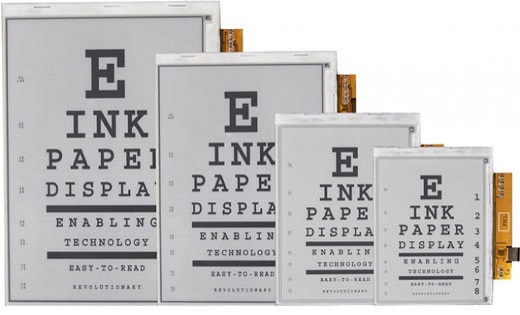 E-Ink-displej