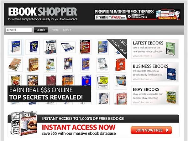 E-knihy-kníhkupectvo