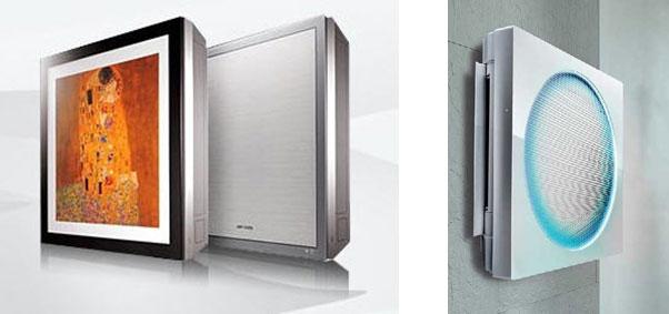 Klimatizácia- dizajn