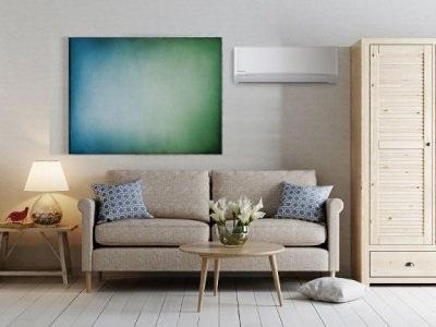 Klimatizácia-na-stene