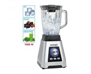 smoothie- mixér-funkcie