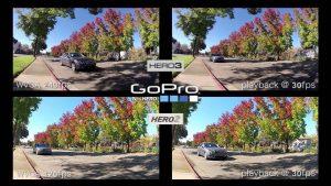 GoPro-hero-snímková-frekvencia
