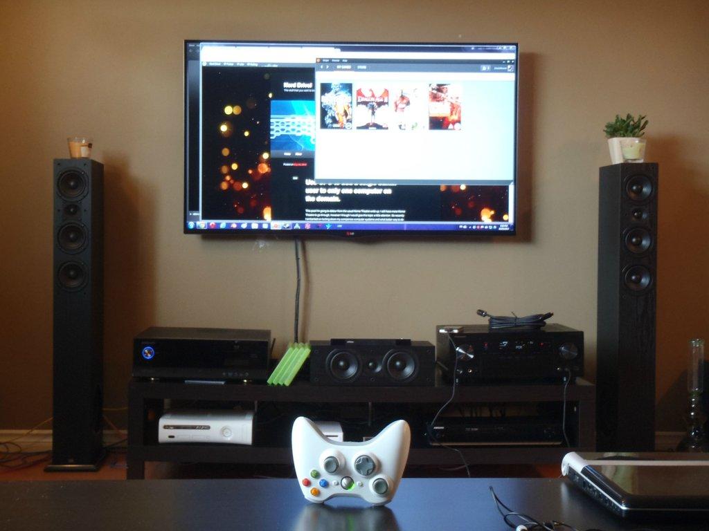 Monitor pro hráče