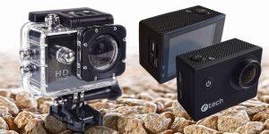 Outdoorová - kamera