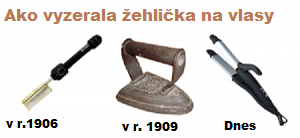 žehlička-na-vlasy-história