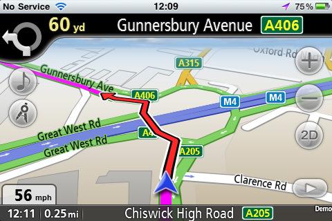 GPS-navigácia-mapy