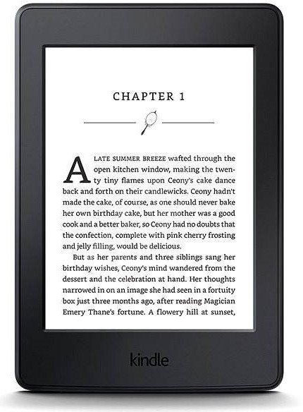 KindlePaperwhite 3