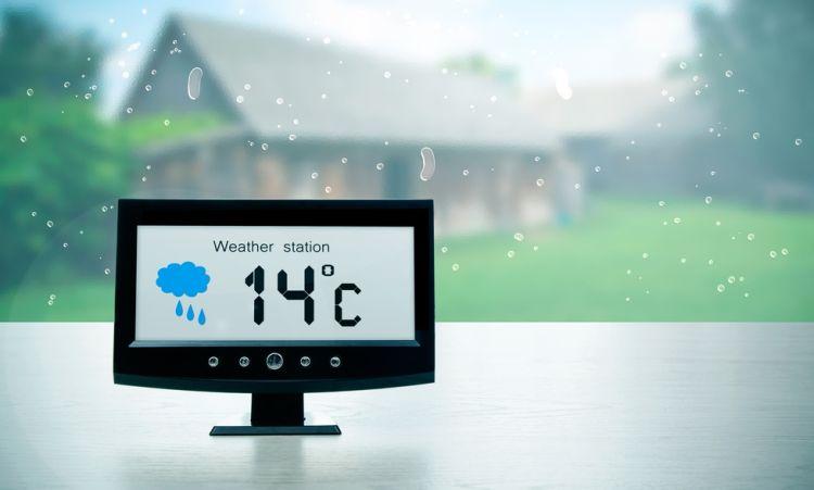 Meteostanice počasí