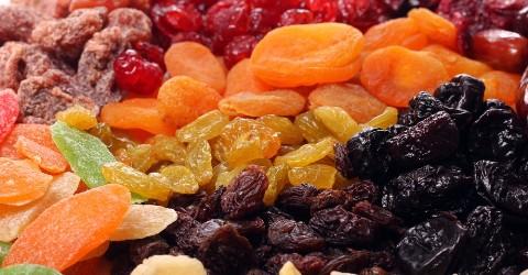 Sušené-ovocie