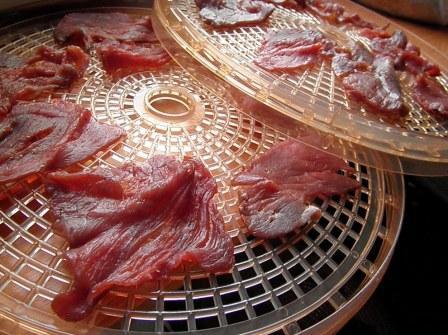 Sušenie-mäsa