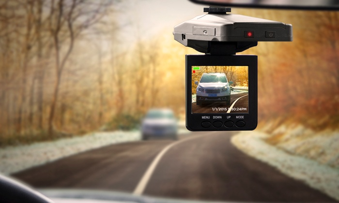 Autokamera-záznam