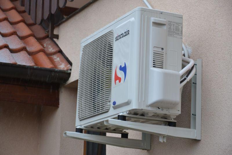 Klimatizace-venku