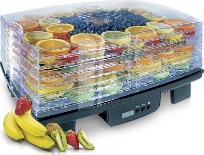 6 Obdélníková-sušička-ovoce
