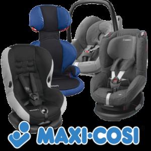 Autosedačky Maxi-Cosi bez pozadí