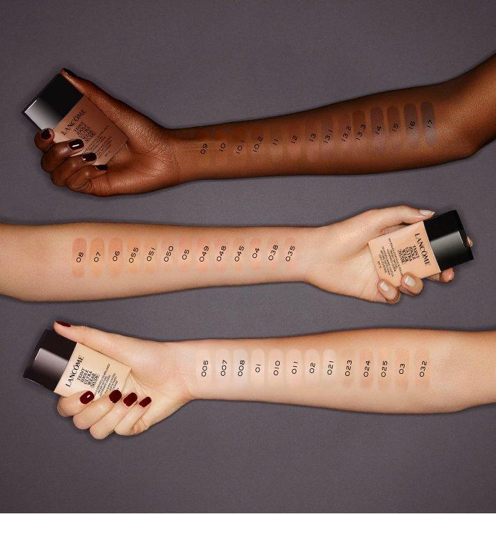 Makeupy na ruce